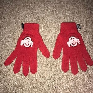 MOVING SALE Ohio State gloves